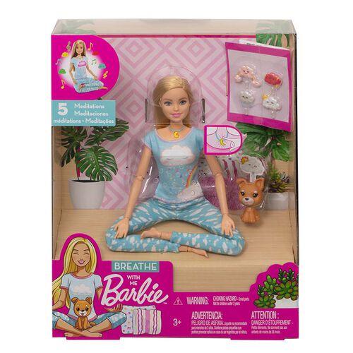 Barbie芭比 健康生活冥想組合