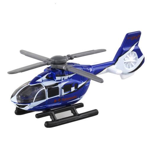Tomica多美 車仔 Bx104 Kawasaki Bk117 D-2 Helicopter