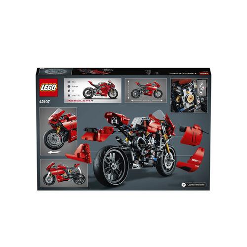 LEGO樂高 Technic  Ducati Panigale V4 R 42107