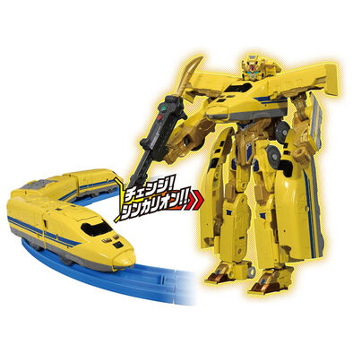 Plarail-Shinkalion Dxs102 923 Dr.Yellow