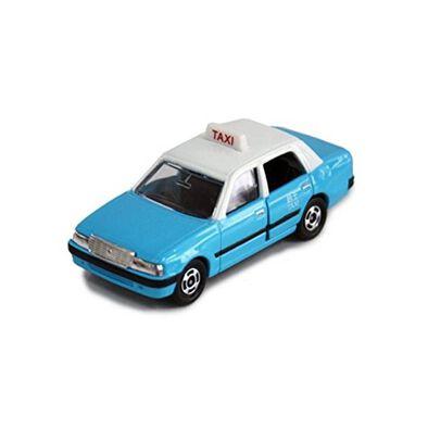 Tomica Toyota Crown Comfort Taxi Blue Miniature Car