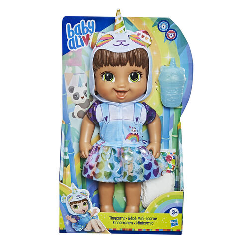 Baby Alive Bb小麗 獨角獸裝扮娃娃