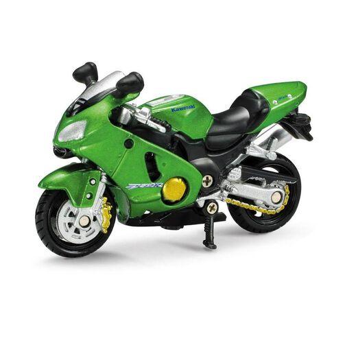 New Ray 1:32 電單車模型 3件裝 隨機發貨