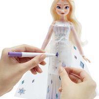 Disney Frozen迪士尼魔雪奇緣 2 服裝設計系列艾莎