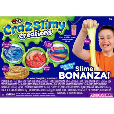 Cra-Z-Art Cra-Z-Slimy 鬼口水幸運瓶套裝