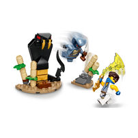 LEGO樂高幻影忍者系列 戰鬥套裝 - 阿光 vs 蛇族 - 71732