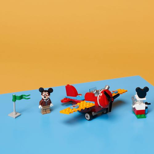 LEGO樂高迪士尼系列 Mickey Mouse's Propeller Plane 10772