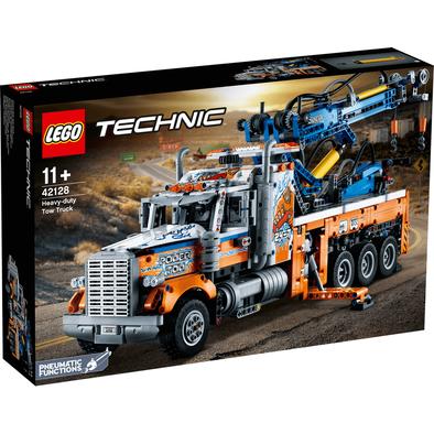 LEGO樂高 Heavy Duty Tow Truck 42128