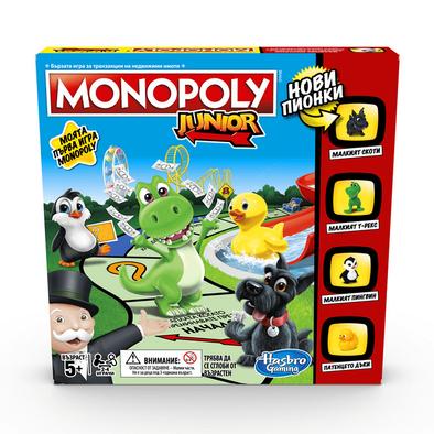 Monopoly大富翁小小遊樂場