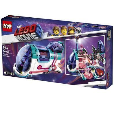 LEGO樂高大電影2系列pop Up Party Bus 70828