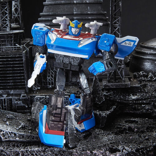 Transformers變形金剛generations Selects 系列豪華級別 Wfc-Gs06 煙幕玩偶
