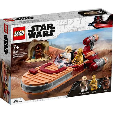 LEGO樂高星球大戰系列 LEGO Star Wars Luke Skywalker'S Landspeeder 75271