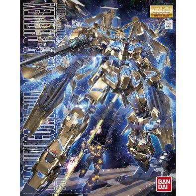 Bandai Mg 1/100 Unicorn Gundam 03 Phenex