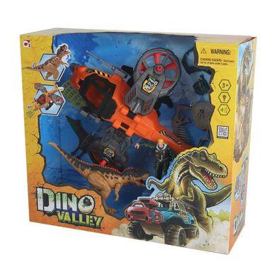 Dino Valley恐龍谷系列之螺旋偵察機套裝