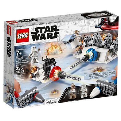 LEGO樂高星球大戰系列 LEGO Star Wars Action Battle Hoth Generator Attack 75239