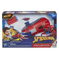 NERF熱火 蜘蛛俠蜘蛛網飛鏢手槍