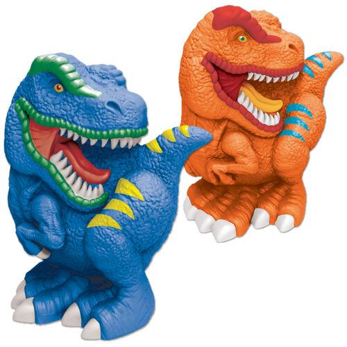 4M 3D 立體恐龍石膏彩模