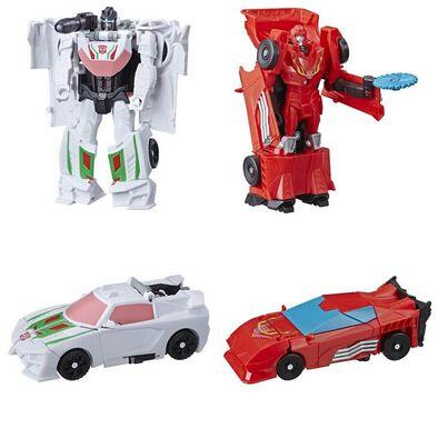 Transformers變形金剛斯比頓傳奇 1-Step - 隨機發貨