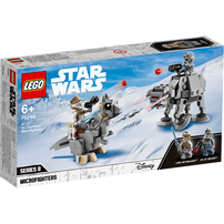 LEGO樂高星球大戰系列AT-ATvs TauntaunMicrofighters - 75298