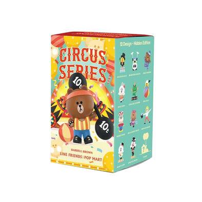 Pop Mart Line Friends Circus - Assorted