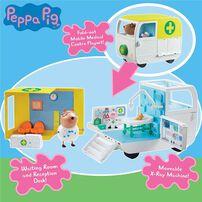 Peppa Medical Mobile Centre