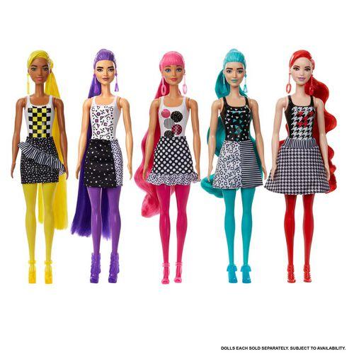 Barbie芭比 驚喜造型娃娃時尚系列 - 隨機發貨