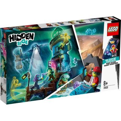 LEGO樂高幽靈祕境系列黑暗燈塔 70431