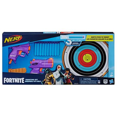NERF熱火要塞英雄系列標靶組合