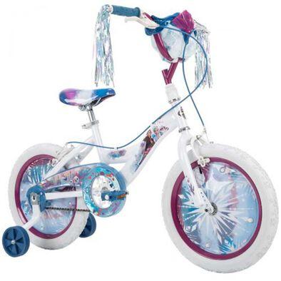 Disney Frozen迪士尼魔雪奇緣 16吋兒童快裝單車