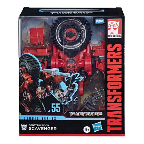Transformers變形金剛電影精華 - 領袖級 - 隨機發貨