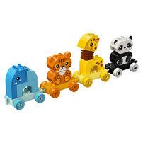 LEGO樂高得寶系列 可愛動物列車 - 10955