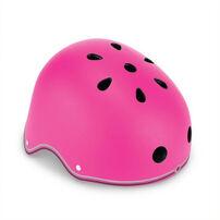 Globber高樂寶 兒童安全頭盔(霓虹色)
