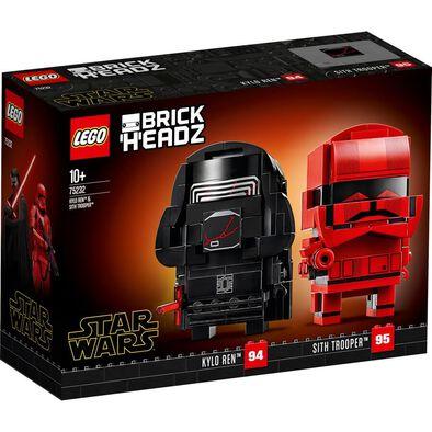 LEGO樂高星球大戰系列LEGO Star Wars Kylo Ren & Sith Troope 75232