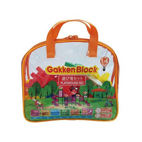 Gakken Block學研積木 - 游樂埸套裝