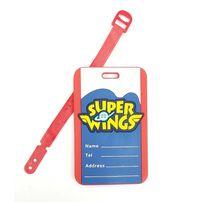 Super Wings超級飛俠 行李牌 JETT