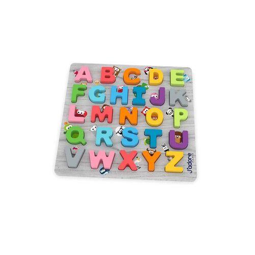 Jadore J'Adore動物字母拼圖