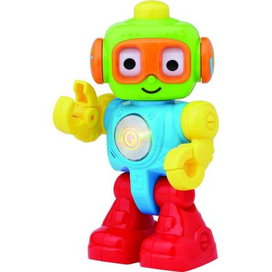 Bru Infant & Preschool 我的機械人好朋友