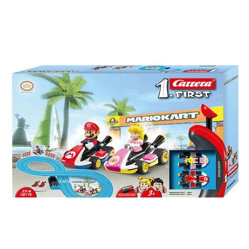 Carrera 電池動力版超級馬里奧軌道套裝