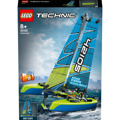 LEGO樂高機械組系列 雙體船 42105