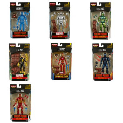 Marvel Legends Series 6 inch Build-A-Figure Ursa Major Single Pack - Assorted