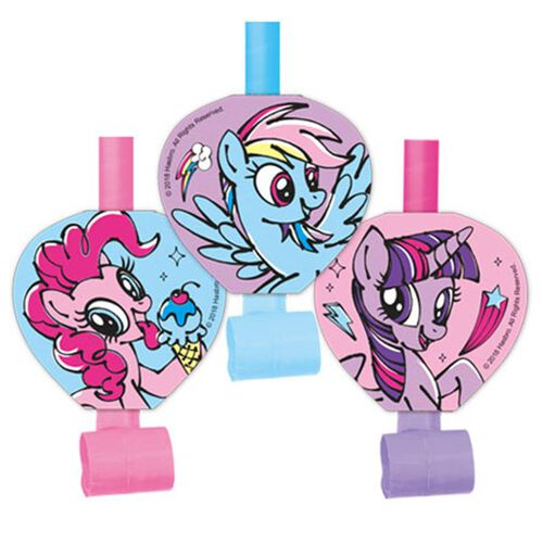 My Little Pony小馬寶莉 套咭吹龍