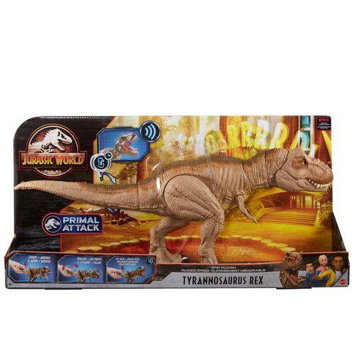 Jurassic World Epic Roarin' Tyrannosaurus Rex
