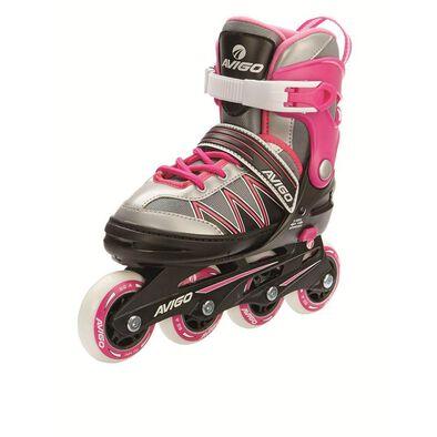 Avigo 粉色直排輪鞋 女款 尺寸: 36 40