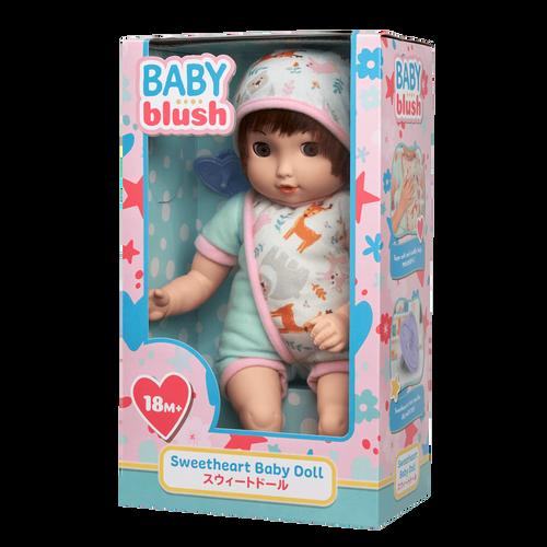 Baby Blush 親親寶貝  甜心嬰兒玩偶