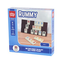 Play Pop 拉密數字牌策略遊戲