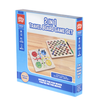 Play Pop 2合1棋盤策略遊戲
