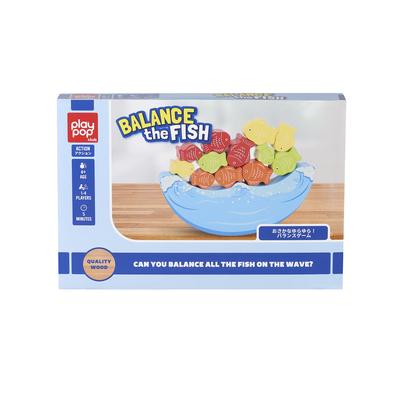 Play Pop Balancing The Fish Action Game