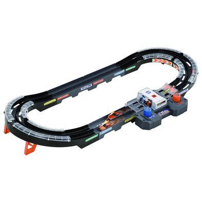 Tomica多美 城市高速公路賽道合金車仔對戰 跑道玩具遊戲套裝