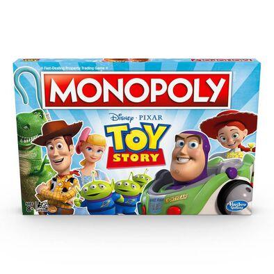 Monopoly大富翁toy Story反斗奇兵(中英文版)