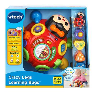 Vtech偉易達 玩具音樂互動學習大甲蟲